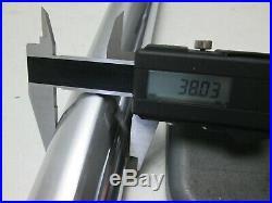 Telegabel Gabel Standrohr Tauchrohr FORK TUBE INNER OUTER Yamaha TDR 125 97-02