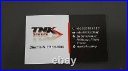 Tlt Tecrol Fork tubes for Yamaha XT660z tenere 43mmx735mm