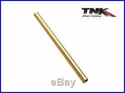 Tnk Fork Tube Titanium Gold Yamaha Yzf 750 R 750 1993