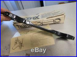 Vintage Weigl Telefix Black Front Fork Tube Brace Stabilizer Yamaha 1985 FZ750