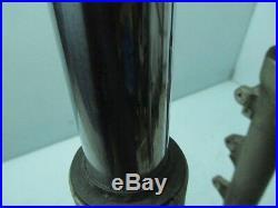 YAMAHA XJ 600 N FRONT FORK STANCHION 1993 38mm STANDROHR FORK TUBES