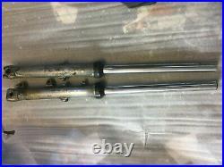 YAMAHA XS250 1U5 FORKS XS 250 FORK FORKS TUBES XS250 1U5 FORKS 33MM 33mm FORKS