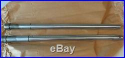 Yamaha 2x Standrohre für TY50M TY50 M Standrohr fork tube inner set Original NEU