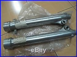 Yamaha 79 DT125 79 DT175 78-79 YZ100 L/R Tube Outer Front Fork NOS Genuine Japan