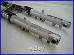 Yamaha 99 00 Yzfr6 R6 600 Front Forks Fork Tubes Suspension Oem Set