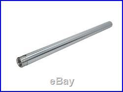 Yamaha FZ 6 Diversion Chrome Standpipe Fork Tube 2004-2009 43mmx558mm