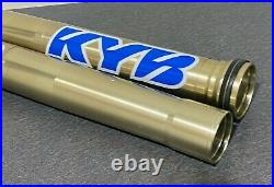 Yamaha Front Fork KYB SSS Spring 48mm Outher Tubes YZ250F YZ450F