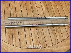 Yamaha Fs1e Nos Pair Right & Left Hand Fork Tubes Stanchions Early Models 207-
