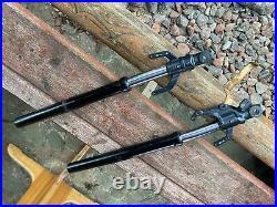 Yamaha MT03 R3 2020 Pair of front forks tube need repair