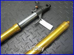 Yamaha MT09 MT 09 FZ 09 2019 SP KYB Adjustable Front Fork Forks Tubes Gabel
