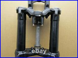 Yamaha MT 125 ABS 2016 9,826 miles front forks fork tube stanchions (4532)