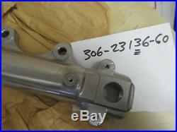 Yamaha Oem Left + Right Fork Tube Lowers Set 1972 Xs2 306-23126+36-60