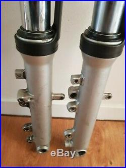 Yamaha R6 Yzf 5eb 5mt 1998 2002 Fork Tubes Suspension Forks