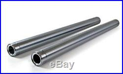 Yamaha RD250 LC 80-82 Chrome Fork Tube / Stanchion / Leg (Pair)