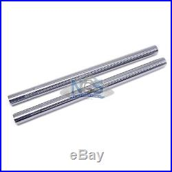 Yamaha RD400 34mm Fork Tubes Stanchions NCS Hard Chrome Stock Length