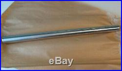 Yamaha Standrohr RD250 RD350 fork tube inner stanchion Original NEU
