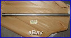 Yamaha Standrohr für DT50M DT50 M fork tube inner stanchion Original NEU