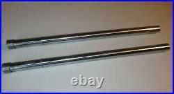 Yamaha Standrohre für TY50M TY50 M Standrohr fork tube inner Original NOS
