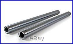 Yamaha TDM900 2002 Chrome Fork Tube / Stanchion / Leg (Pair)