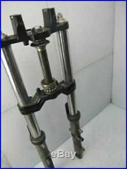 Yamaha Tdm 900 Front Fork Stanchions 2002 2004 Straight Front Tubes With Stems