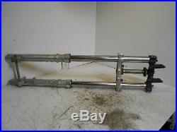 Yamaha Tt350 1986 86 Front Forks Suspension Fork Tubes