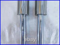 Yamaha V-Star 650 XVS650 Classic Silverado Front Wheel Fork Shock Leg Tubes