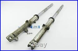 Yamaha XS 250 1U5 Fork tubes struts N24G (31)