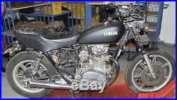 Yamaha XS 650 3L1 Bj. 82 Fork fork tubes struts
