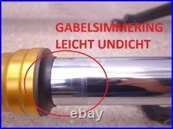 Yamaha XT 1200 ZE Super Tenere Gabel Holm Standrohr Tauchrohr fork tube leg 15 R