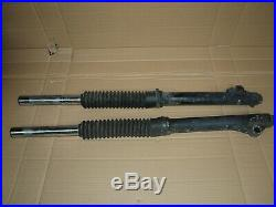 Yamaha XT 500 Gabelholme Gabel forks tubes legs forks