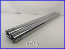 Yamaha XVS 650 Custom 97-07 NEW Pair 41mm X 595mm Front Fork Tube Stanchion Legs