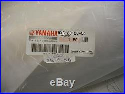 Yamaha YZ125 YZ250 YZ250F 2008-2012 Fork Tube Left Genuine 5XC-23120-N0 YZF YZ