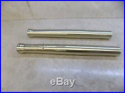 Yamaha YZ450 Upper Fork Tubes YZ 450 2012