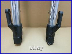 Yamaha YZF-R125 ABS 2014 15,992 miles front forks fork tube stanchions (5136)