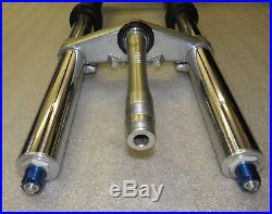 Yamaha Yzf R6 Rj05 Rj091 03-04 Telegabel Gabel Gabelbrücke Front Fork Tube