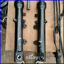 Yamaha fazer Fzs600 5dm Fork Legs tubes stations suspension