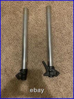 Yamaha wr450 forks 2018 wr 450 lower fork tubes
