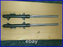 Yamaha xtz 660 tenere forks xt660z pair set 2008-2011 tube stanchion